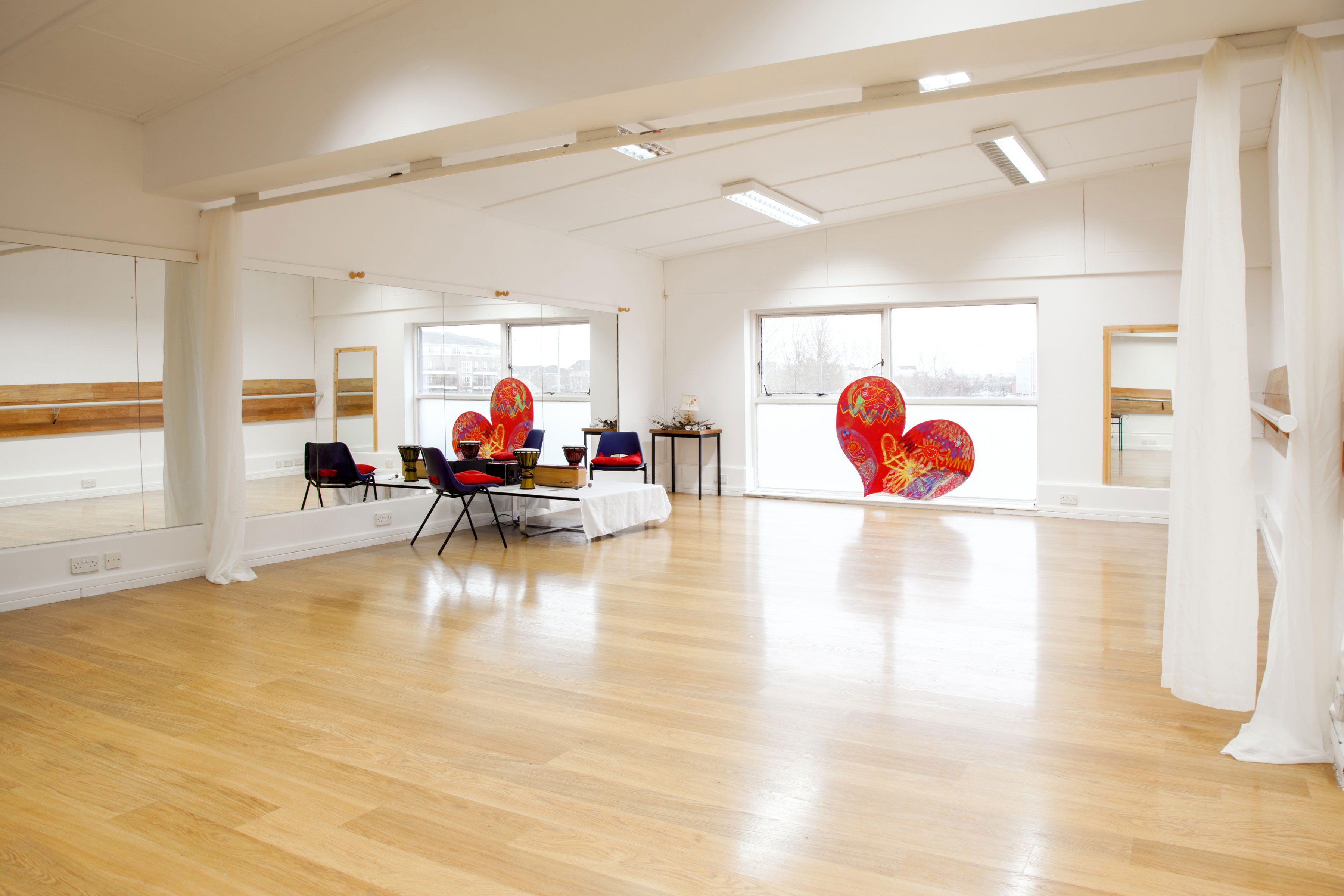 Studio In The Terryland District Of Galway City Workshops And Group Sessions Can Be Set Up At Suitable Venues Consultation With Interested Parties
